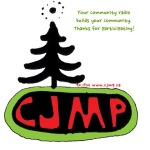 CJMP 90.1 m Powell River BC Radio gift membership card