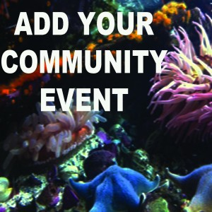 Add Your Community Event