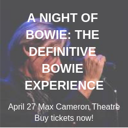 A Night of Bowie - The Definitive Bowie Experience