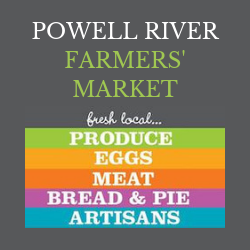 Powell River Farmers' Market
