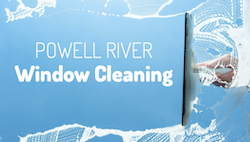 Powell River Window Cleaning